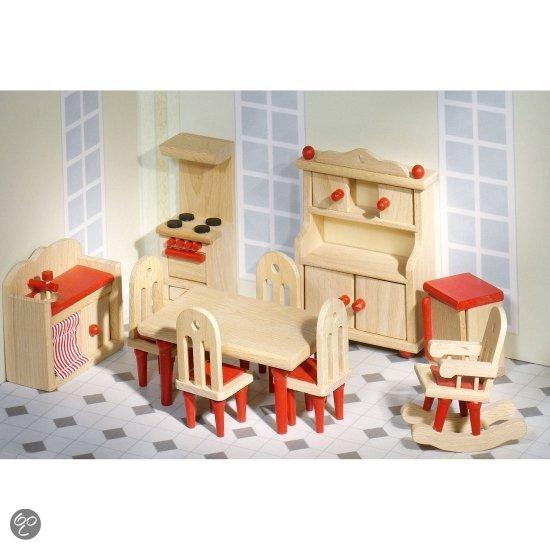 Ikea Houten Speelgoed Keukentje : Ikea Hack: van open kast naar poppenhuis