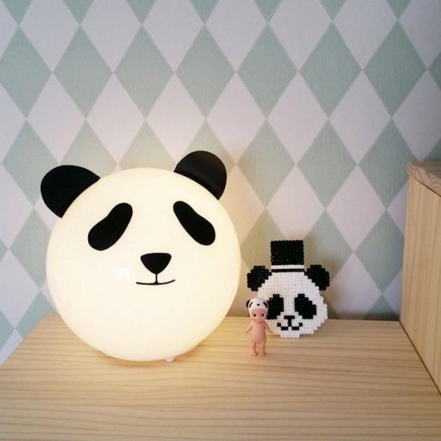 ikea fado lamp hack moms and more. Black Bedroom Furniture Sets. Home Design Ideas