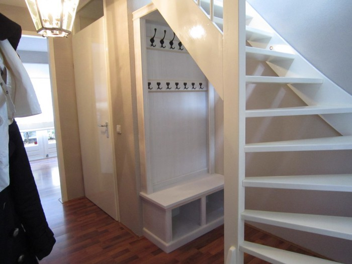 Idee deco hal met trap maison design obas.us